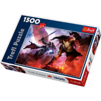 Trefl Puzzle Never-Ending Fight Between Good And Devil 1500 kom