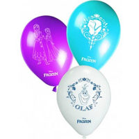 Procos Party Frozen Baloni 8kom 84645