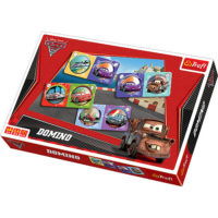 Trefl Domine Disney Cars2 00658