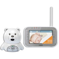 Vtech video bebi alarm LCD Meda BM4200