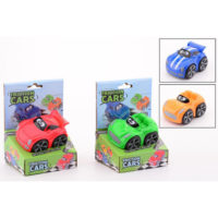 Baby auto Happy Racing Car 4ass 22241
