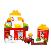 Mega Bloks kocke Farmhouse Friends CLR-3175-FO DPJ57