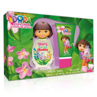 Dečiji parfem Dora and the Boots Edt 50ml i gel za tuširanje 75ml