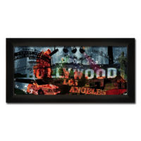 Slika Hollywood 50 x 100 cm