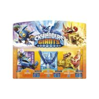 Skylanders GIANTS Triple Pack A (Pop Fizz + Trigger Happy + Whirlwind)