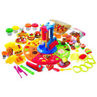 PlayGo Plastelin Set Snack DeLuxe 8580