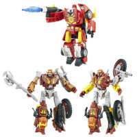 Transformers set 3 figure Platinum Edition B5883