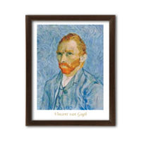 Vincent van Gogh - Self-portrait 40x50