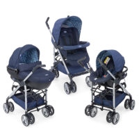 Chicco Trio Kolica Sprint Blue Passion 79366.64