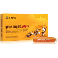 MEDEX Gelee Royale Matična mleč Junior ampule