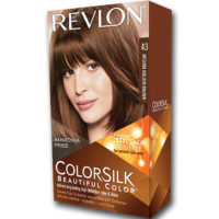Revlon ColorSilk Farba Za Kosu 43_Medium Golden Brown