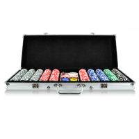 Ultimate Poker Set 500