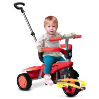 SmarTrike Breeze Red tricikl 3u1 6090500