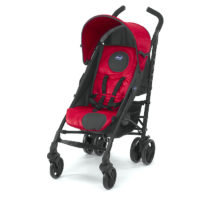 Chicco Kolica Za Decu Lite Way Top Red Wave 6088893