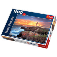 Trefl Puzzle Fanad Head Lighthouse Ireland 1500 kom