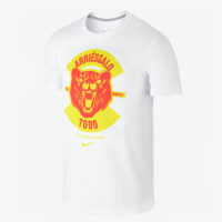 NIKE 669654-100-NIKE QT MADRID CITY ATTACK TEE