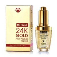 Mr.Black 24K Zlatni serum za lice 30 ml