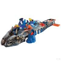 Helikopter SCREECHERS WILD FOSSIL FIRE STUNT SET