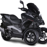 Maksi skuter Quadro Vehicles Q3