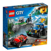 LEGO City Dirt Road Pursuit LE60172