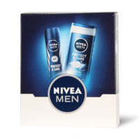 Nivea BOX ORIGINAL CARE gel za tuširanje 250ml+deo 150ml