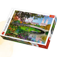 Trefl Puzzle Central Park, New York 1000 kom