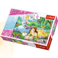 Trefl Puzzle Belle and Cinderella 30 kom