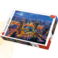 Trefl Puzzle Lights of Dubai 2000 kom
