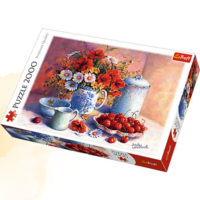 Trefl Puzzle Sweet afternoon 2000 kom