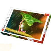 Trefl Puzzle Green umbrella 500 kom