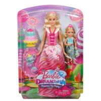 Set Barbie lutka i mini Barbie FPL88