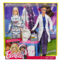 Barbie astronaut set FCP65