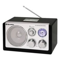 Roadstar retro radio HRA1320BK
