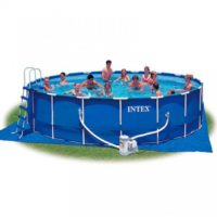Bazen INTEX set 457x122cm