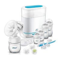 Philips Avent Natural Starter Set All in One