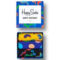 Happy Socks Happy Birthday Gift Box čarape