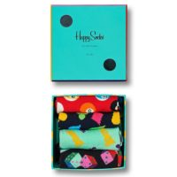 Happy Socks Game Night Gift Box čarape