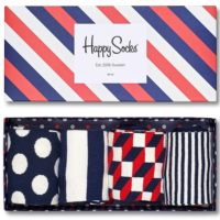 Happy Socks Stripe Gift Box čarape