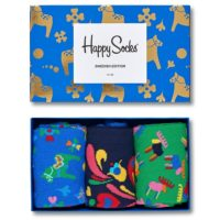 Happy Socks Swedish Edition Gift Box čarape