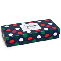 Happy Socks Holiday Big Dot Gift Box čarape