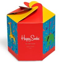 Happy Socks Kids Carousel Gift Box čarape