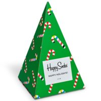Happy Socks Holiday Tree Gift Box čarape