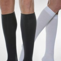 COTTON SOCKS EXTRA SOFT - Dokolenice 140 DEN (18-22 mmHg) Unisex
