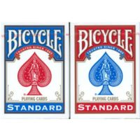Poker Karte Bicycle Rider Back Standard