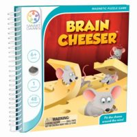 Smart Games Magnetic Travel - Brain Cheeser
