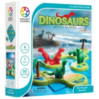 Smart Games Classics - Dinosaurs Mystic Isand