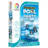 Smart Games Compacts - Penguins Pool party