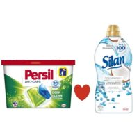 Persil DuoCaps RegBo + SilanATCoconutWater