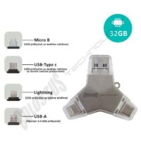 MULTI USB i DRAGON 4 u 1 U016A1 32GB