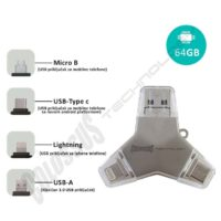 MULTI USB i DRAGON 4 u 1 U016A2 64GB